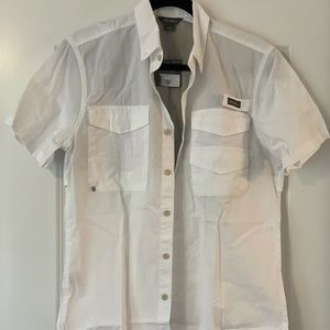Short Sleeved Button Up
